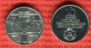 DDR 10 Mark Silbergedenkmünze Gedenkmünze 175-jähriges Bestehen Humboldt-Universität zu Berlin
