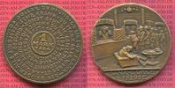 Große Bronzemedaille 1924 Währungsreform 1...