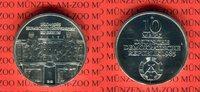 DDR 10 Mark Silbergedenkmünze Silbergedenkmünze 175-jähriges Bestehen Humboldt-Universität zu Berlin