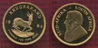 1 Unze Krügerrand Gold 1984 Südafrika, Sou...