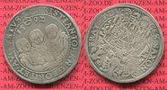 3 Brüder Taler 1592 Sachsen Albertinische Linie Christian II. und seine... 245,00 EUR  zzgl. 4,20 EUR Versand