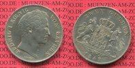 2 Gulden 1847 Bayern, Bavaria Ludwig I. ss-vz geputzt  95,00 EUR  zzgl. 4,20 EUR Versand