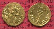 Solidus AD 641-668 Byzanz Konstantinopel Constans II. siehe Bild  490,00 EUR kostenloser Versand