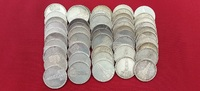 50 x 5 Reichsmark Lot 1934 - 1935 III. Rei...