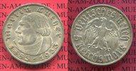 5 Reichsmark Silbermünze 1933 A III. Reich...