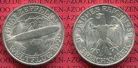 3 Mark 1930 A Weimarer Republik Gedenkmünz...