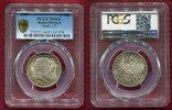 2 Mark Silber 1907 Baden Durlach Auf den T...