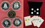 Medaillensuite Silber & Gold 2009 Deutschl...