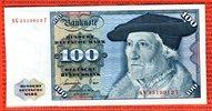 100 DM Deutsche Mark 1977 BRD Deutsche Bun...