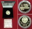 100 Rubel Gold 1/2 Unze Fein 1978 Russland...