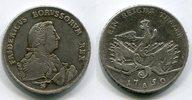Taler Reichsthaler 1750 A Brandenburg Preußen Königreich Friedrich II. ... 195,00 EUR  zzgl. 4,20 EUR Versand