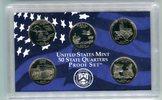 Set 1,25 Dollar (5x0,25 Dollar) 2004 USA 50 State Quaters Set 2004 PP i... 12,00 EUR  zzgl. 4,20 EUR Versand