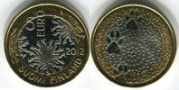 5 Euro 2012 Finnland Spuren des Polarfuches bankfrisch  9,00 EUR  zzgl. 4,20 EUR Versand