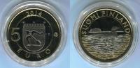5 Euro 2014 Finnland Prachttaucher Finnland PP in Kapsel  9,00 EUR  zzgl. 4,20 EUR Versand