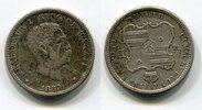 25 Cents Quarter 1836 Hawaii Kalakaua I se...