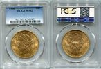 20 Dollars Gold 1900 USA Liberty Double Ea...