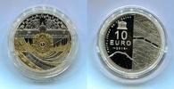 10 Euro Gedenkmünze Silber 2016 Frankreich...