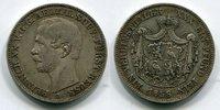 1 Taler 1858 Reuss Ältere Linie Heinrich XX. gutes ss nicht gereinigt  290,00 EUR  zzgl. 4,20 EUR Versand