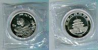 10 Yuan 1999 China Silber-Panda 1999, PP k...
