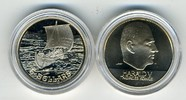 5 Dollars;20 Kroner 1999 Kanada;Norwegen  ...