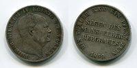 1 Taler Vereinstaler 1859 A Preußen Königreich Friedrich Wilhelm IV. Se... 65,00 EUR  zzgl. 4,20 EUR Versand