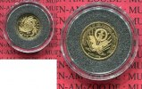 Marianen Inseln Northern Mariana Islands 5 Dollars  1/25 Unze Goldmünze ... 59,00 EUR