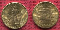 USA 20 Dollars USA Double Eagle St. Gaudens 1925 vz-prfr USA 20 Dollars ... 1399,00 EUR