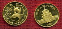 100 Yuan Panda, 1 Unze 1985 China China 10...
