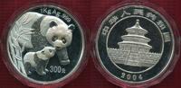 300 Yuan 1 Kilo Silber 2004 China Volksrep...