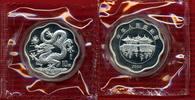 10 Yuan Lunar Drache Welle 2000 China, Volksrepublik PRC China 10 Yuan ... 499,00 EUR kostenloser Versand