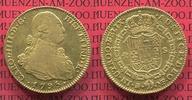 4 Escudos Gold 1795 Mexico Mexico 4 Escudos Gold 1795 M  MF, Carolus II... 825,00 EUR kostenloser Versand