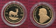 Sd-Afrika 1/2 Unze Krgerrand 1997 Polier...
