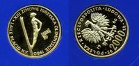 2000 Zloty Gold  1980 Polen  Polen 2000 Zloty 1980 Gold Olympische Spie... 370,00 EUR