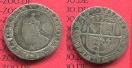 England Silber 6 Pence England 6 Pence 1573 Elisabeth I. Silber