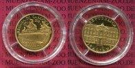 Italien 50000 Lire Goldmünze Italien 50000 Lire Gold 2001 Reggia di Caserta