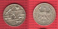 Weimarer Republik Deutsches Reich 3 Mark Silber Gedenkm&uuml;nze Commemorativ... 125,00 EUR 