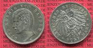 5 Mark 1913 Bayern Bayern 5 Mark 1913 D, König Otto, Kursmünze, Silber,... 70,00 EUR  zzgl. 4,20 EUR Versand