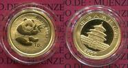 China Volksrepublik PRC 10 Yuan Goldmnze,...
