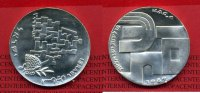 Israel 10 Pfund Silbermnze Israel 10 Pfund Silber 1969 21. Jahrestag Staatsgrndung 