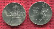 Israel 5 Pfund Silbermnze Israel 5 Pfund Silber 1961 13. Jahrestag Unabhngigkeit 13 Years Independence