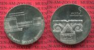 Israel 5 Pfund Silbermnze Israel 5 Pfund Silber 1964 16. Jahrestag Unabhngigkeit Israel Museum