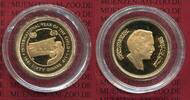 Jordanien, Jordan 60 Dinar Goldmünze Jordanien 60 Dinar 1981 0.900 Gold Jahr des Kindes Year of the Child UNICEF