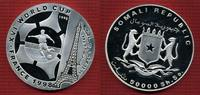 50.000 Shillings 1998 Somalia Schilling 1/...
