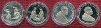 2 x 10000 Lire Silber 1995 Vatikan Vatican Vatikan 1995 2 x 10000 Lire ... 150,00 EUR  zzgl. 4,20 EUR Versand