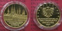 100 Euro Goldmünze 1/2 Unze 2007 J Deutsch...