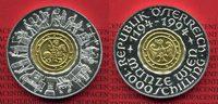 1000 Schilling Bimetall Gold Silber 1994 Ö...