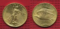 USA 20 Dollars St. Gaudens Double Eagle 19...