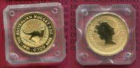 50 Dollars Nugget Känguruh 1/2 Unze Gold 1...