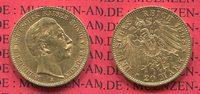 20 Mark Goldmünze Kursmünze 1908 Preußen, State of Prussia German Empir... 275,00 EUR