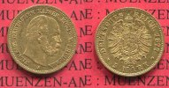 Preuen, Prussia German Empire 5 Mark Gold...